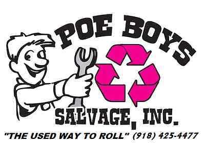 Poe Boys Auto Parts