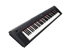 Yamaha NP31 Digital Piano with Sustain Pedal