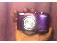 Nikon coolplix camera