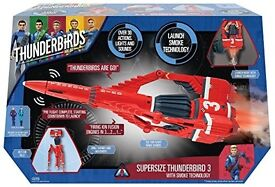 Supersize Thunderbird 3 Playset