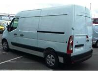 2017 Renault Master MM33dCi 110 Business+ Medium Roof Van [EURO 6] Diesel