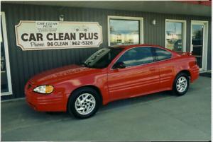 2002 Pontiac Grand Am SE1  -3.5 L Coupe (2 door)-Inc Mech Report