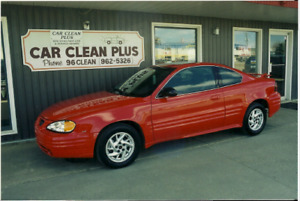 2002 Pontiac Grand Am SE1 Coupe (2 door)- w/Mech Inspect. Report