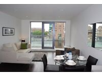 FANTASTIC 2 BED 2 BATH FLAT WITH PRIVATE BALCONY IN BALTIMORE WHARF, OAKLAND QUAY, CANARY WHARF E14