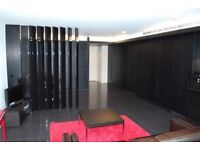 STUNNING STUDIO WITH BALCONY,CONCIERGE,LEISURE FACILITIES IN WEST TOWER, PAN PENINSULA, CANARY WHARF