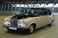 1983 Daimler Princess DS420 Limo on Jaguar XJ6 Chassis