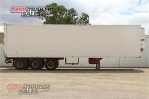 11/1989 FTE 40FT 8 Inch Refrigerated Pantech Semi Trailer  - SN# 170206 Lockwood Bendigo City Preview