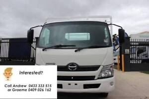 2014 Hino 300 Series 716 Table / Tray Top Port Melbourne Port Phillip Preview