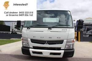 2015 Mitsubishi Canter 515 Duonic Table / Tray Top|Table Port Melbourne Port Phillip Preview