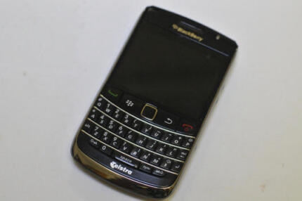 Unlocked Blackberry BOLD 9700 Smartphone 3G Wifi Bluetooth 3.0MP Yagoona Bankstown Area Preview