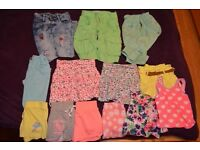 Bundle of Girls Clothes 4-5 Years