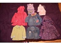 12-18 months baby Girls clothes bundle