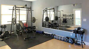 Large Gym Mirrors 6ftx4ft- Brand new
