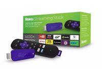 *BRAND NEW* Roku Streaming Sticks HD - 2 Available
