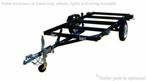 Utility trailer~ATV Trailer~Kayak or Boat trailer - Que /Ont