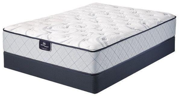 Blow out sale brand new serta queen eurotop mattress for Best time for mattress sales