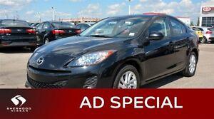 2013 Mazda Mazda3 GS-SKY LEATHER AUTO Special - Was $16995 $111