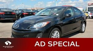 2013 Mazda Mazda3 GS-SKY LEATHER AUTO Leather,  Heated Seats,  S