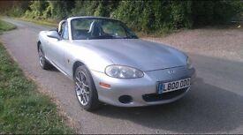 Mazda mx5 euphonic 1.6 £1000 ono