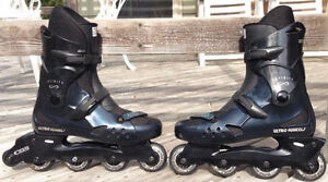 Ultra Wheels Inline Roller Blades/ Roller Skates 50$