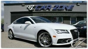 2012 Audi A7 AWD, 3.0 Premium Top of the Line