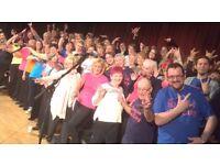 Join an Award Winning Choir - Sing in the City, Falkirk