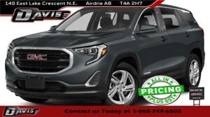 2018 GMC Terrain SLE AWD, TURBO, HEATED SEATS