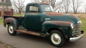 Wanted 1947 - 1954 chevrolet