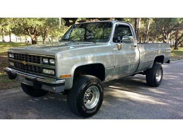 1980 Chevy K20 4x4 Craigslist Autos Post