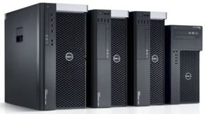 Powerful Workstations: HP Z420 / Dell T7600 / Lenovo D30 / ETC.