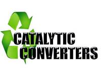 Wanted - Catalyst Converters - Alloys & Batteries