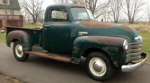 Wanted 1947-1954 Chevrolet