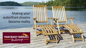 Exclusively Selling Waterfront in Muskoka, Parry Sound-18 yrs