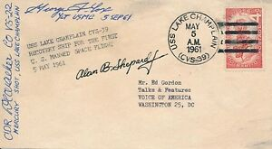 Mercury-MR-3-USS-Lake-Champlain-Shepard-Cox-signed-rec-cover-RISER