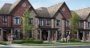 * Burlington - BRAND NEW Freehold Townhomes - LIMITED Release *
