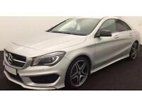 Mercedes-Benz CLA FROM £84 PER WEEK!
