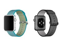 Two apple. Watch straps worn once Boxed