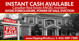 Instant Cash for your Property in Norfolk County Fast Closing