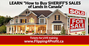 Sheriff's Sales of Lands 3 Hodgins St Leamington