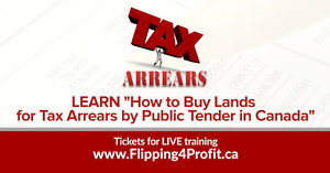 Alberta Tax Sale properties St Albert auction