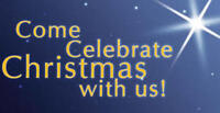 Christmas Eve Services  - You Are Invited