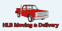 Deliveries, DumpRuns, SmallMoves. From $39.95 *CALL NOW*