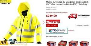 Makita 12V Heated Jacket