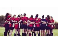 Women's rugby in Leith