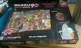 Wasjig jigsaw puzzle destiny puzzle 15 BRAND NEW
