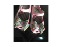 Children's Vivienne Westwood jelly shoes size 6