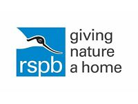 RSPB Pin Badge Volunteer - Rugeley