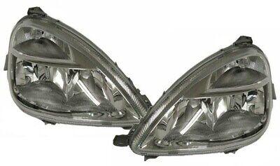 Klarglas Facelift Scheinwerfer für Mercedes A Klasse W168 01-04