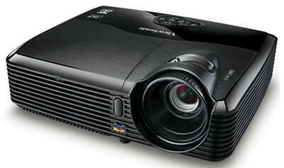 ViewSonic PJD6243 Full 3D & HD Ready⭐HOME CINEMA & GAMING 🚀DLP HDMI PROJECTOR🎥