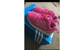 Adidas flux children size 6